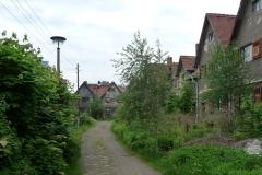 Privater Weg